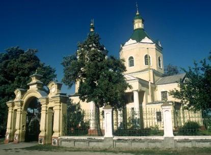 Новые Кайдаки, Никольский храм