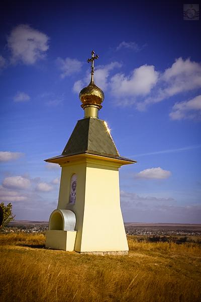 часовня пгт Новоайдар