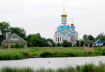 Новоселовка, храм