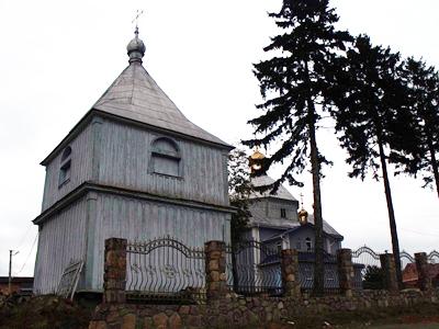 храм с. Обаров, церква с. Обарів