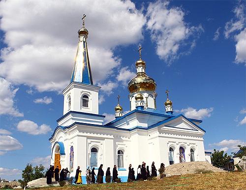 Скит в честь Рождества Пресвятой Богородицы с. Бараново