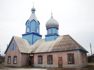 Опошня, храм