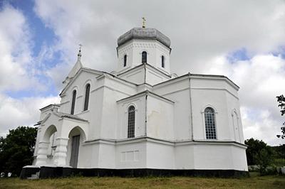ХРАМ СВЯТИТЕЛЯ НИКОЛАЯ ЧУДОТВОРЦА, С. ПАСИЦЕЛЫ