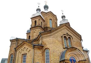Успенский собор, г. Переяслав-Хмельницкий