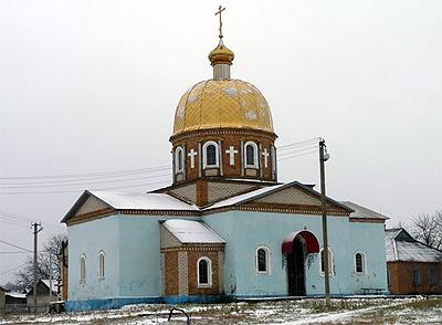 Петрово, храм
