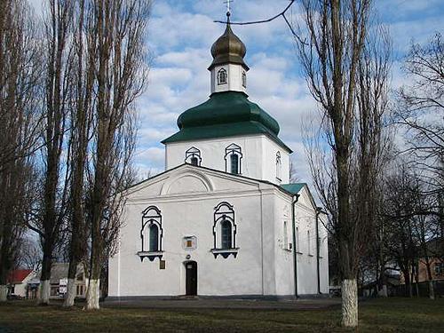 собор г. Пирятин