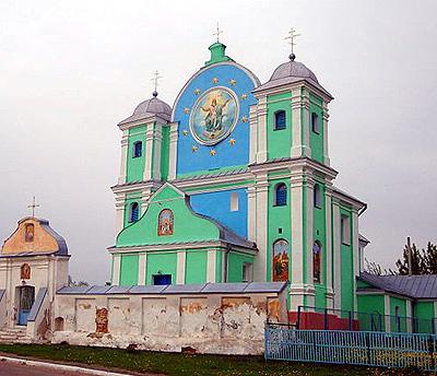 храм с. Радехов