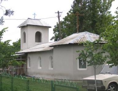 с. Родниковое, храм Кирилла и Мефодия