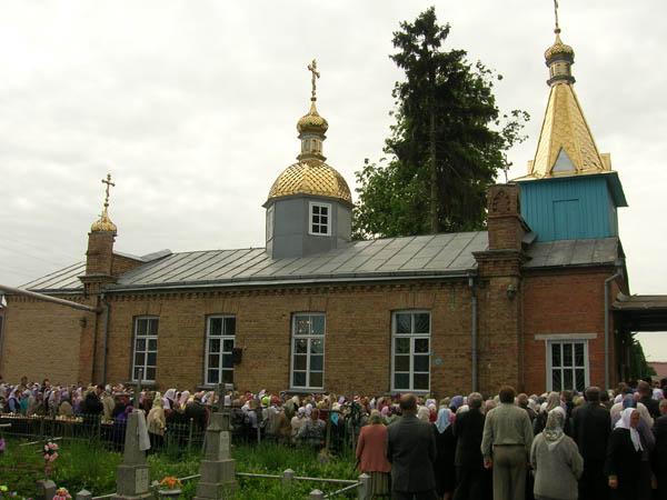 храм с. Сапожин