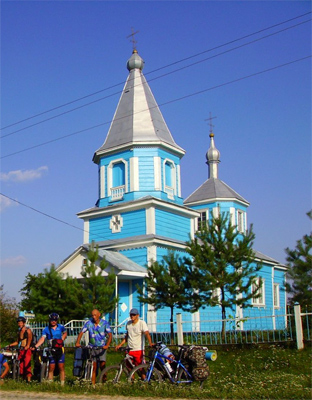 Сеферовка храм Александра Невского