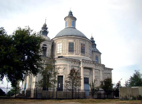 Свято-Успенский храм поселка Осиново
