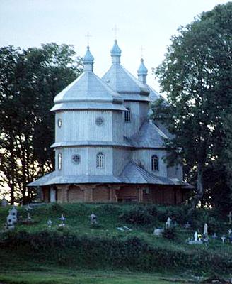 церковь с. Шандровец