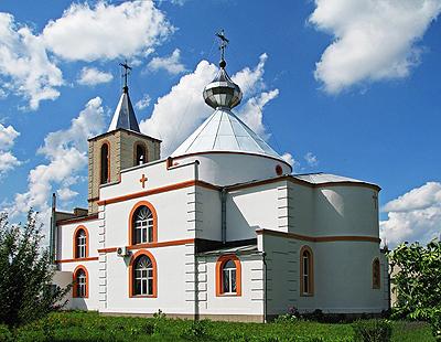 Шевченково, храм