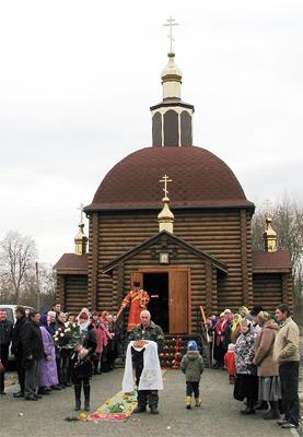 храм, с. Шубы