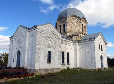 Старолесье, храм