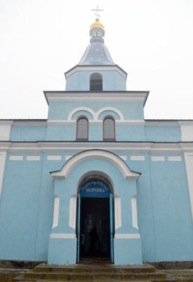 Степановка, храм