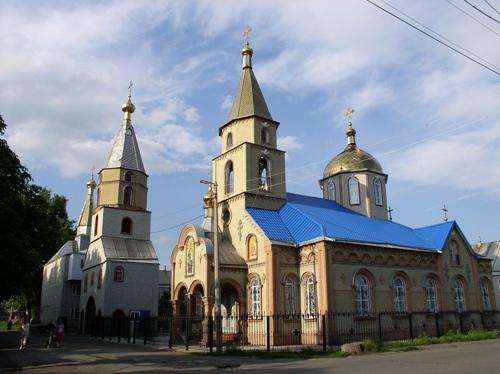 Свердловское духовное училище