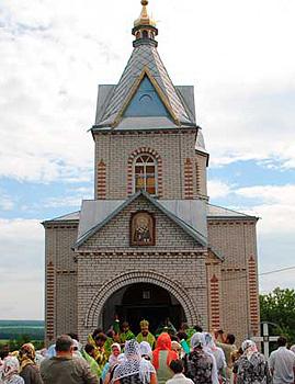 храм с.Паланка