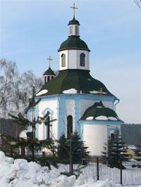Вита Почтовая, храм