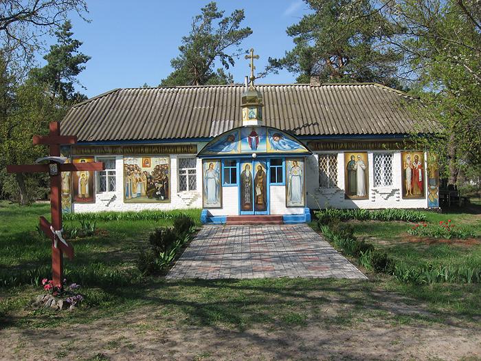 храм Казанской иконы Божией Матери с. Высшая Дубечня