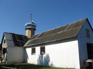 Ольгинская церковь в Херсоне