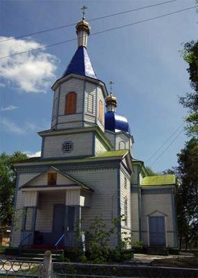 храм Александра Невского с. Феневичи