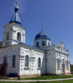 Белгород-Днестровский, храм Николая Чудотворца