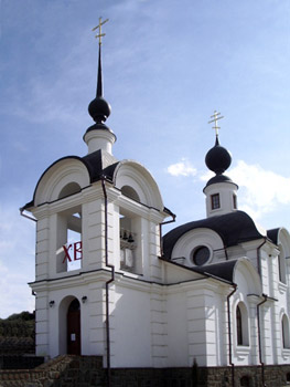 храм иоанна кронштадского в Морском