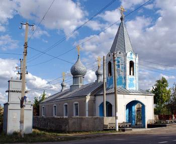 с. Воссиятское храм Покрова